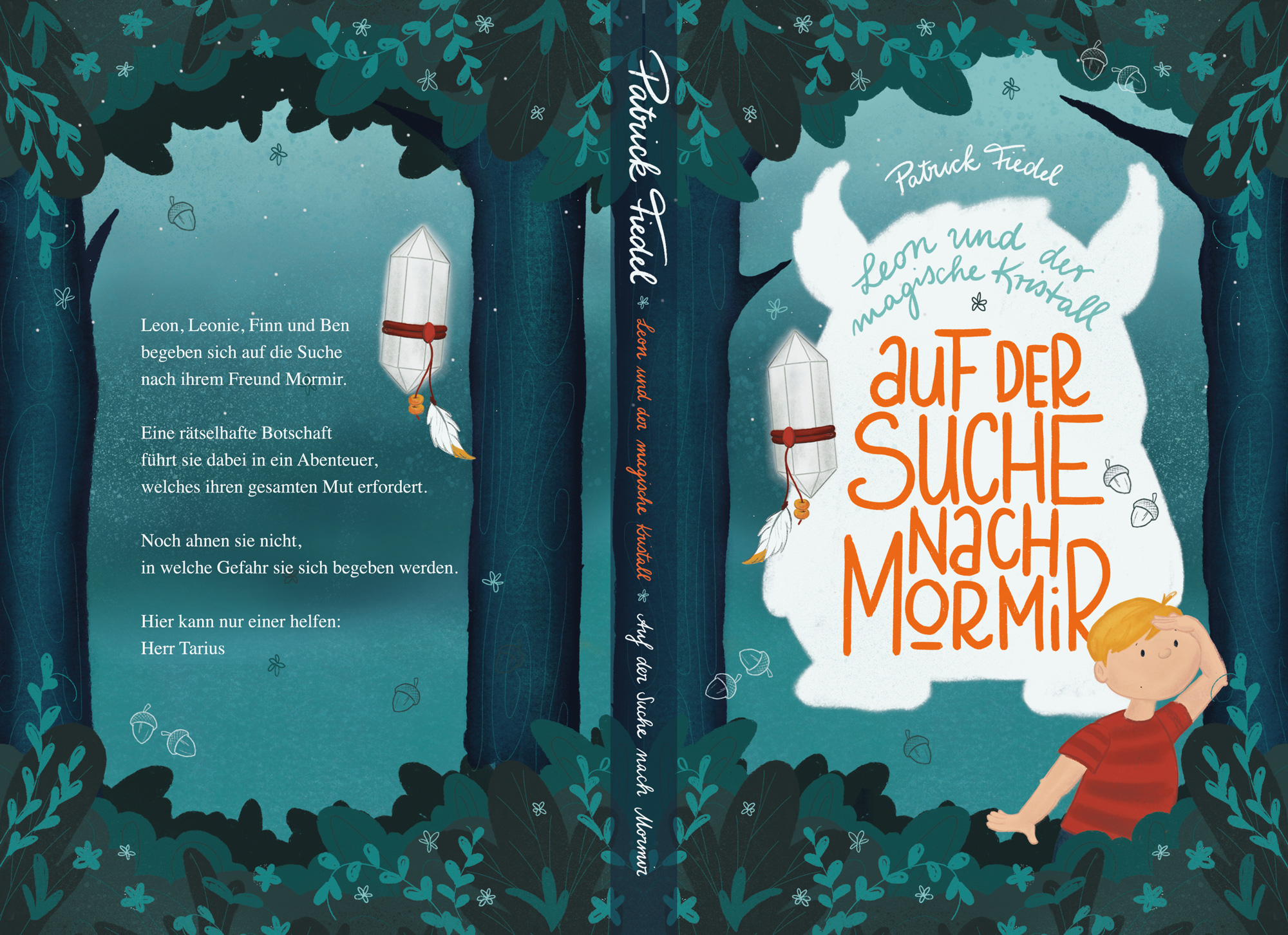 Illustration Kinderbuch Cover