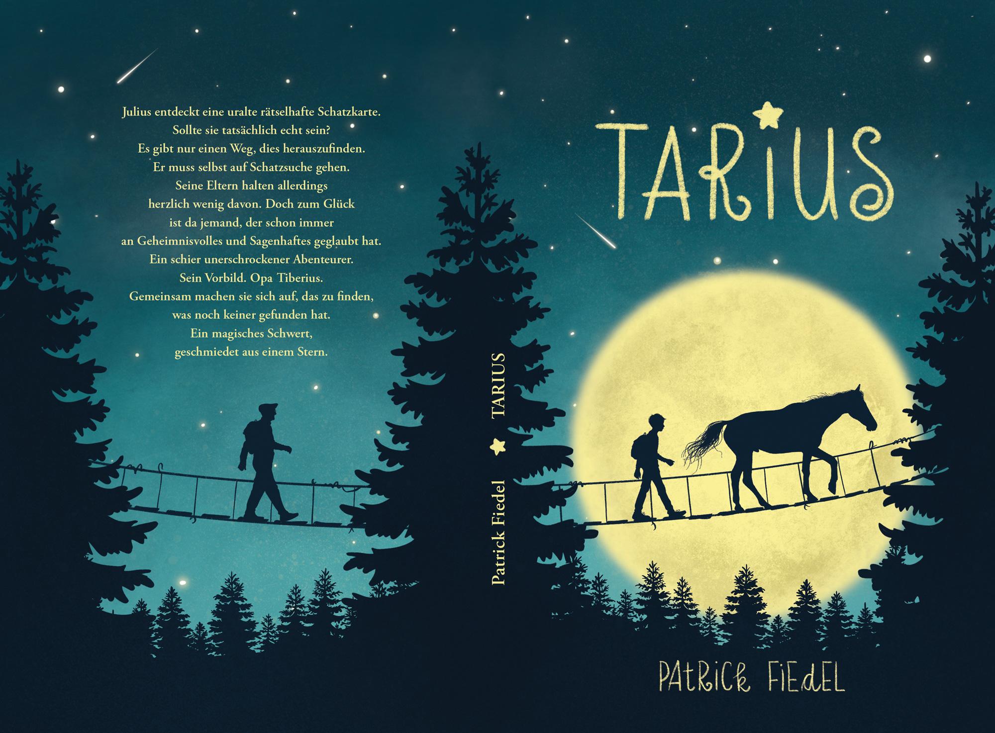 Illustration Kinderbuch Cover