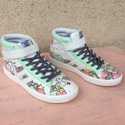 Custom Sneakers, die 2.