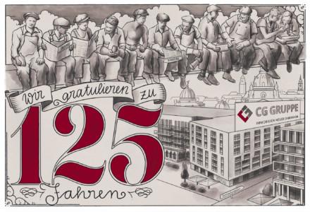 125 Jahre Dresdner Neueste Nachrichten & LVZ