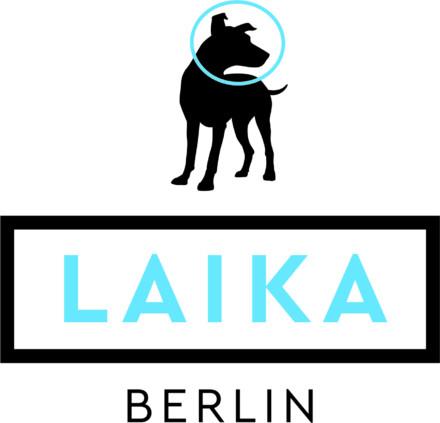 LAIKA – Logo und CD
